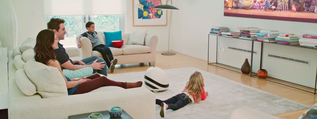 کیکر- ربات خانگی